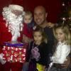 Grecia, Alma y Luca, hijos de Pepe Reina, piden sus regalos a Papá Noel