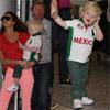 Amadeus, el protagonista indiscutible de las vacaciones familiares de Boris Becker en Miami