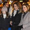 Lydia Bosch, Laura Ponte, Nuria González... disfrutan con sus hijos de la cabalgata de los Reyes Magos