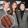 Guti y Romina Belluscio reparecen muy felices tras anunciar su boda y ella muestra su anillo de compromiso