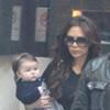 Mientras Victoria y Harper siguen en Londres, los 'chicos Beckham' vuelven a Los Ángeles
