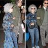 Año Nuevo, vestuario nuevo: La duquesa de Alba cambia sus habituales vestidos hippies y sus bailarinas por vaqueros y deportivas