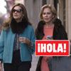 En ¡HOLA!: Marina Danko y Ana Rodríguez, tan amigas como siempre