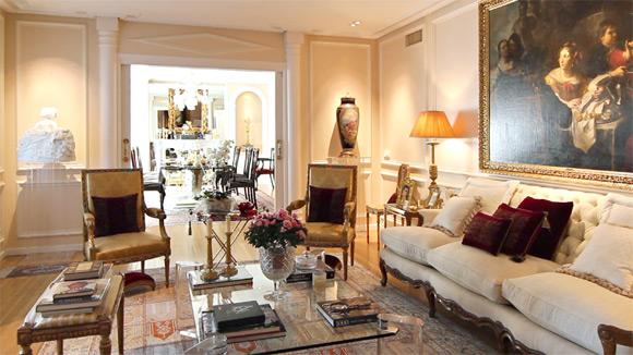Mar a jos cantudo pone a la venta su piso de madrid - Casas de famosos en espana ...