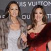 Isabel Preysler y Tamara Falcó, elegancia y 'glamour' en Roma