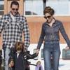 Borja Thyssen y Blanca Cuesta sorprenden a su hijo Sacha por su cuarto cumpleaños