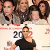 Vicky Martín Berrocal presenta su nueva colección de moda flamenca: 'Me encantaría ver un día a mi hija desfilando con mis diseños'