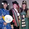 María José Suárez, Elisabeth Reyes, Noelia López, Ivonne Reyes... se visten de Carnaval