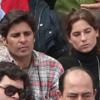 Francisco Rivera y Lourdes Montes disfrutan de una romántica y soleada mañana de domingo viendo torear a Cayetano