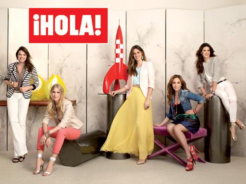 En ¡HOLA!: Emprendedoras con mucha clase