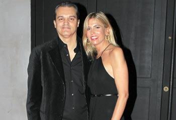 Patricia Cerezo cumple 40 años rodeada de amigos y de su marido, Ramón García