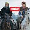 En ¡HOLA!: Francisco Rivera y Lourdes Montes, amor en El Rocío