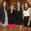 Noche de tacones y minifalda para las tenistas de Rusia y Serbia