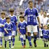 '¡Mi papa es el mejor!', la emotiva despedida de Raúl arropado por su mujer y sus cinco hijos