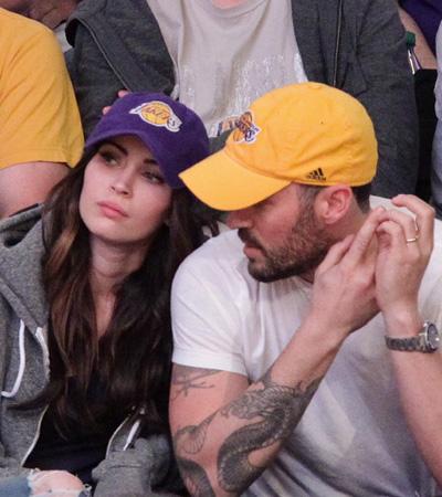 David Beckham, Megan Fox, Antonio Banderas, Jack Nicholson... ¡Locos por Los Lakers!