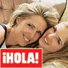 En ¡HOLA!: Judit Mascó posa por primera vez con María, su hija mayor