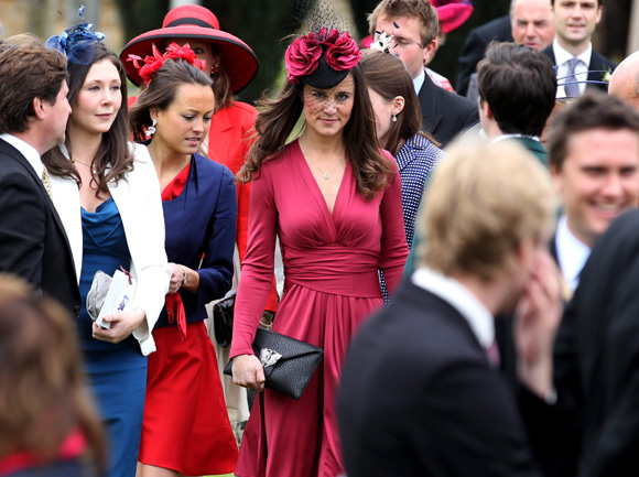 Pippa Middleton vuelve a inspirarse en su hermana, la duquesa de Cambridge