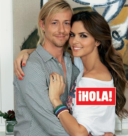 En ¡HOLA!: Guti y Romina nos anuncian que esperan un hijo: 'Los planes de boda siguen adelante'