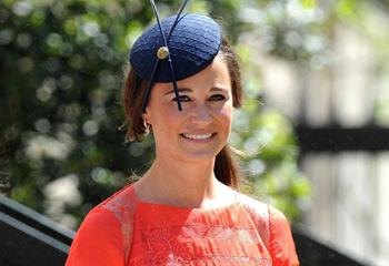 Pippa Middleton, de nuevo la invitada más 'chic' en la boda de unos amigos