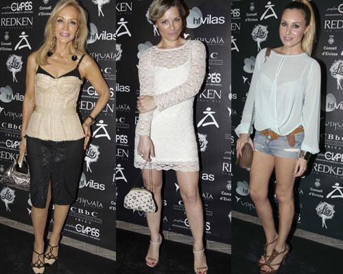 Elena Tablada, Elisabeth Reyes, Soraya… las fiestas de Ibiza calientan motores