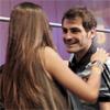 No hay dos sin tres... ¿Repetirán Iker Casillas y Sara Carbonero su romántico beso?
