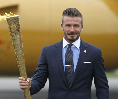 David Beckham, loco con su pequeña Harper: 'Todavía me sorprendo al ver que tenemos una niña'