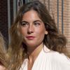 Lourdes Montes, testigo de la emoción de su novio, Francisco Rivera, en Las Ventas