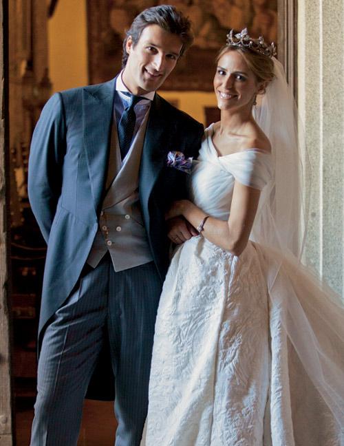 Rafael de Medina y Laura Vecino confirman mediante un comunicado que serán padres de su primer hijo a finales de año