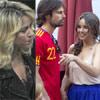 Shakira, Chenoa y Curi Gallardo, César Cadaval... ¡todos animan a La Roja!