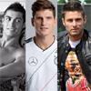 Los futbolistas de la Eurocopa... ¡son un auténtico partidazo!