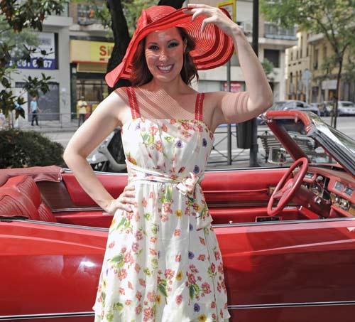 Rosario Mohedano estrena el musical con sabor cubano 'Habana pasión'
