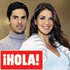 Lorena Bernal y Mikel Arteta, padres por segunda vez