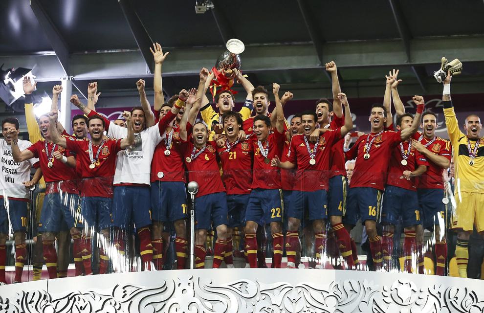 ¡Tricampeones! España hace historia