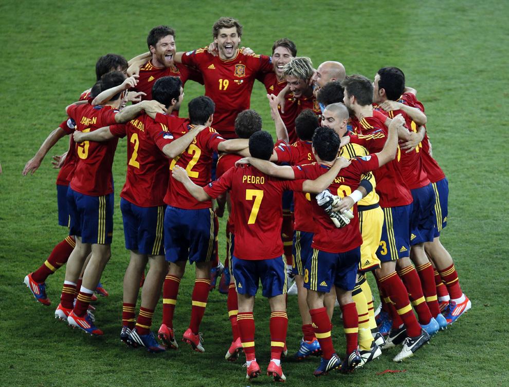 Eurocopa 2012  Seleccion--a