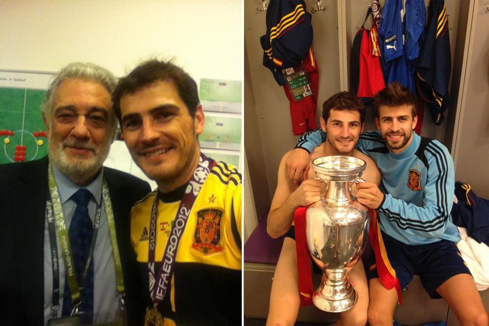 Eurocopa 2012  Casillas-vestuario--a