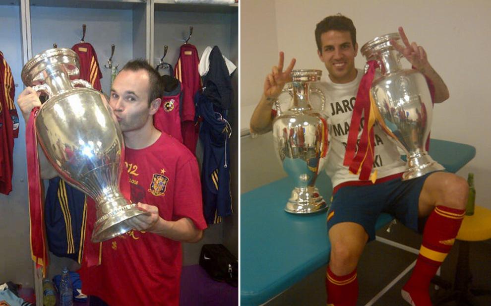 Eurocopa 2012  Iniesta-fabregas--a