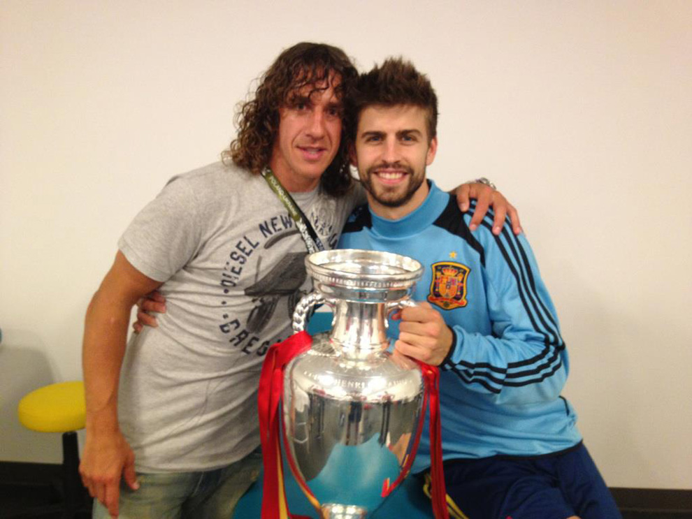 Eurocopa 2012  Puyol-pique--a