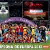 Esta semana con la revista ¡HOLA!, un póster de la selección española de regalo