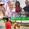 Desfiles, barbacoas y ventiladores... así vivieron las celebrities la celebración del 4 de julio