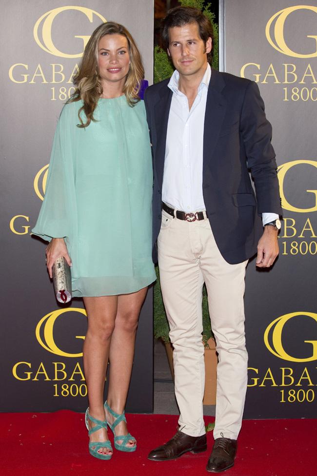 Carla Goyanes ha sido madre de su primer hijo