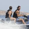 Rafa Nadal y Roger Federer eligen Cerdeña para relajarse antes de volver al trabajo