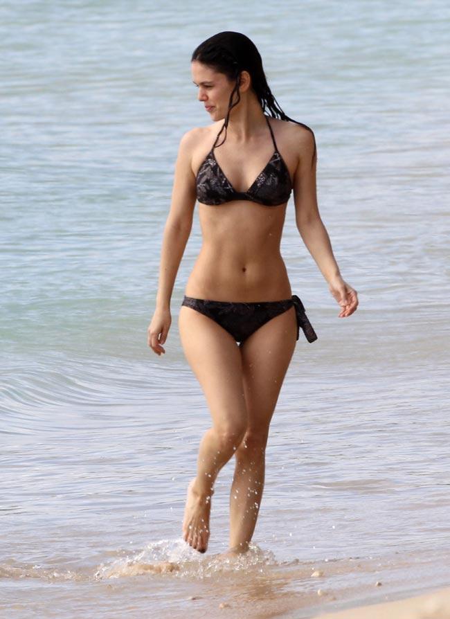 ¡Impresionantes en bikini! Ellas son las chicas diez del ...