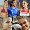 Las atletas más atractivas de Londres 2012