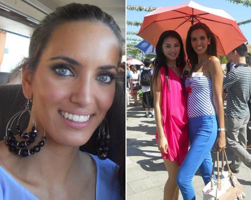 ¿Conseguirá la canaria Aránzazu Estévez convertirse en la nueva Miss Mundo?