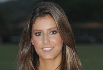 Ana Boyer amadrina la final del Torneo de Polo de Sotogrande