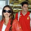 Helen Lindes y Rudy Fernández regresan de Londres con el equipo olímpico español