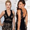 Elsa Pataky e Irina Shayk coinciden en Londres con un vestido muy parecido