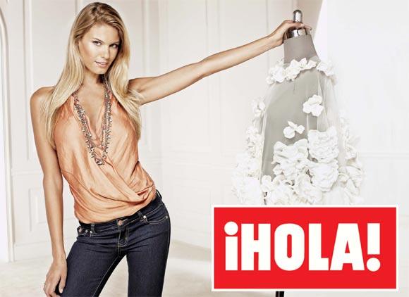 Esta semana en ¡HOLA!: Charisse Verhaert, todo listo para su boda con Julio Iglesias Jr.