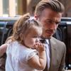 Dejen paso a Harper Seven Beckham, ¡el bebé más buscado en Nueva York!