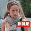 En ¡HOLA!: Telma Ortiz cambia de planes y vuelve a Barcelona
